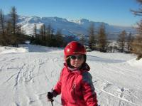 Ancelle ... ... domaine skiable famillial par excellence !